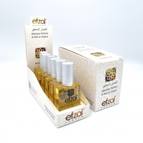Efzal Zehratül Halic Alkolsüz Parfüm 6'lı Kutu