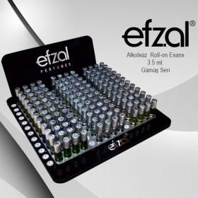 Efzal 3.5 Ml Roll On Esans - Gümüş Seri