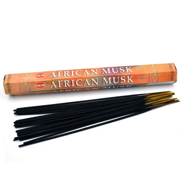 Hem - African Musk Tütsü