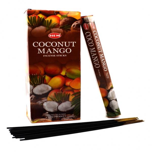 Hem Coconut Mango Tütsü